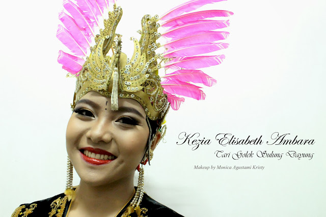 Jasa makeup di wisuda di Yogyakarta