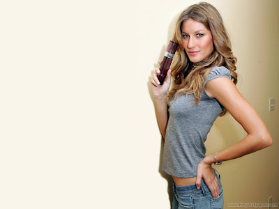 Gisele Bundchen Actress HD Wallpaper-05-1440x1280