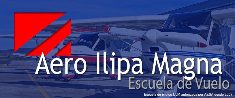 Escuela de Vuelo Ultraligero Ilipa Magna - Sevilla - Andalucía