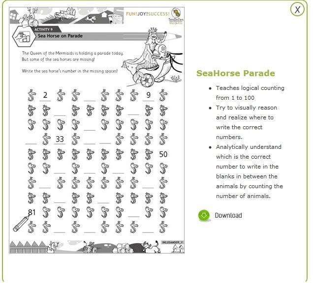 Cool Math Worksheets Kidz Activities
