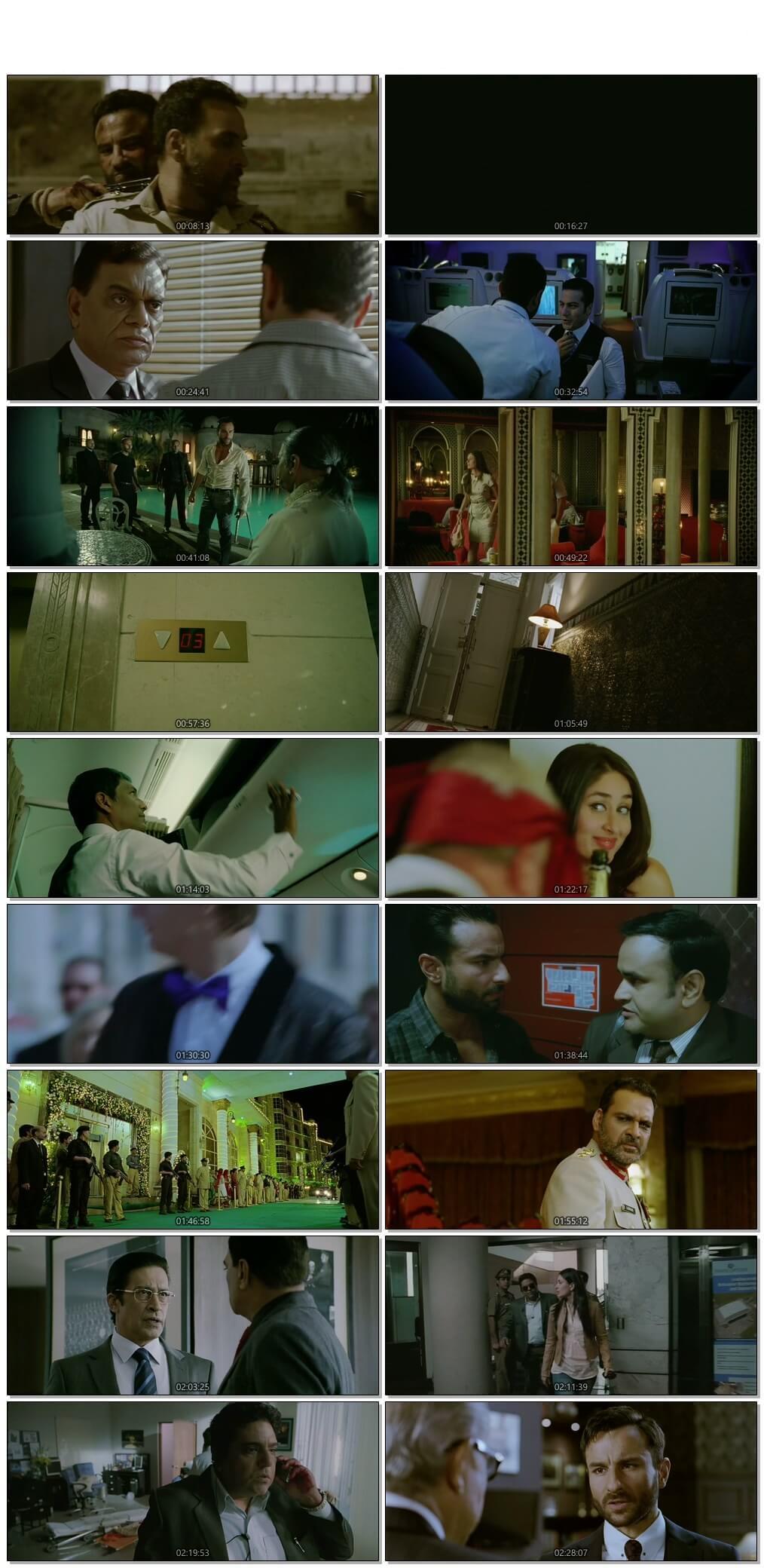 Screen Shot Of Agent Vinod  2012 Full Movie Free Download HD 720P Watch Online