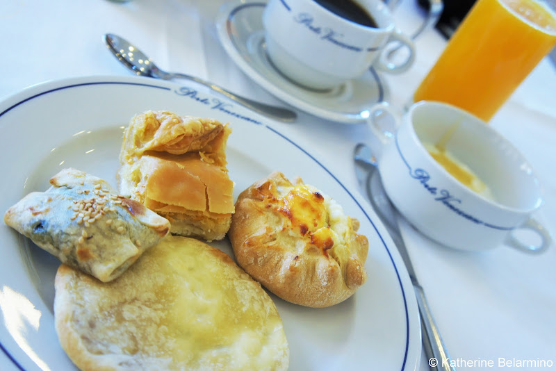 Porto Veneziano Hotel Breakfast Places to Stay in Chania Crete