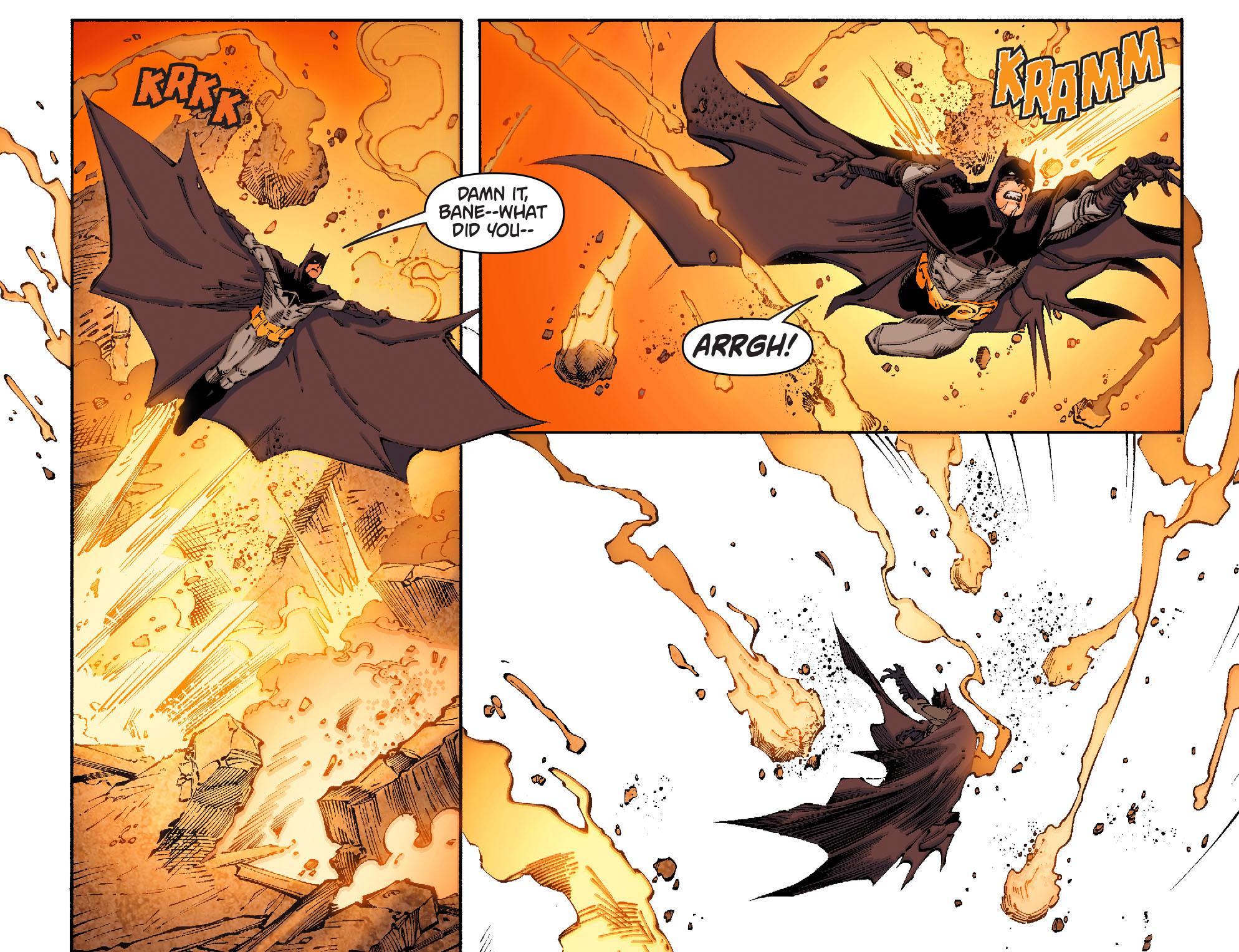 Batman: Arkham Knight [I] Issue #18 #20 - English 20