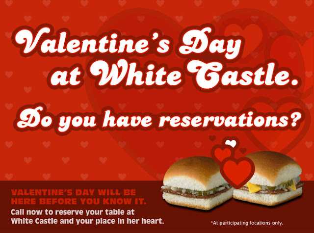 White Castle, Valentine's Day