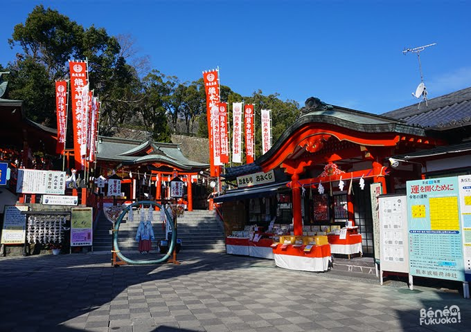 Kumamoto-jo inari shrine