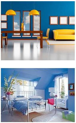warna cat rumah minimalis modern warna cat rumah di dominasi warna ...