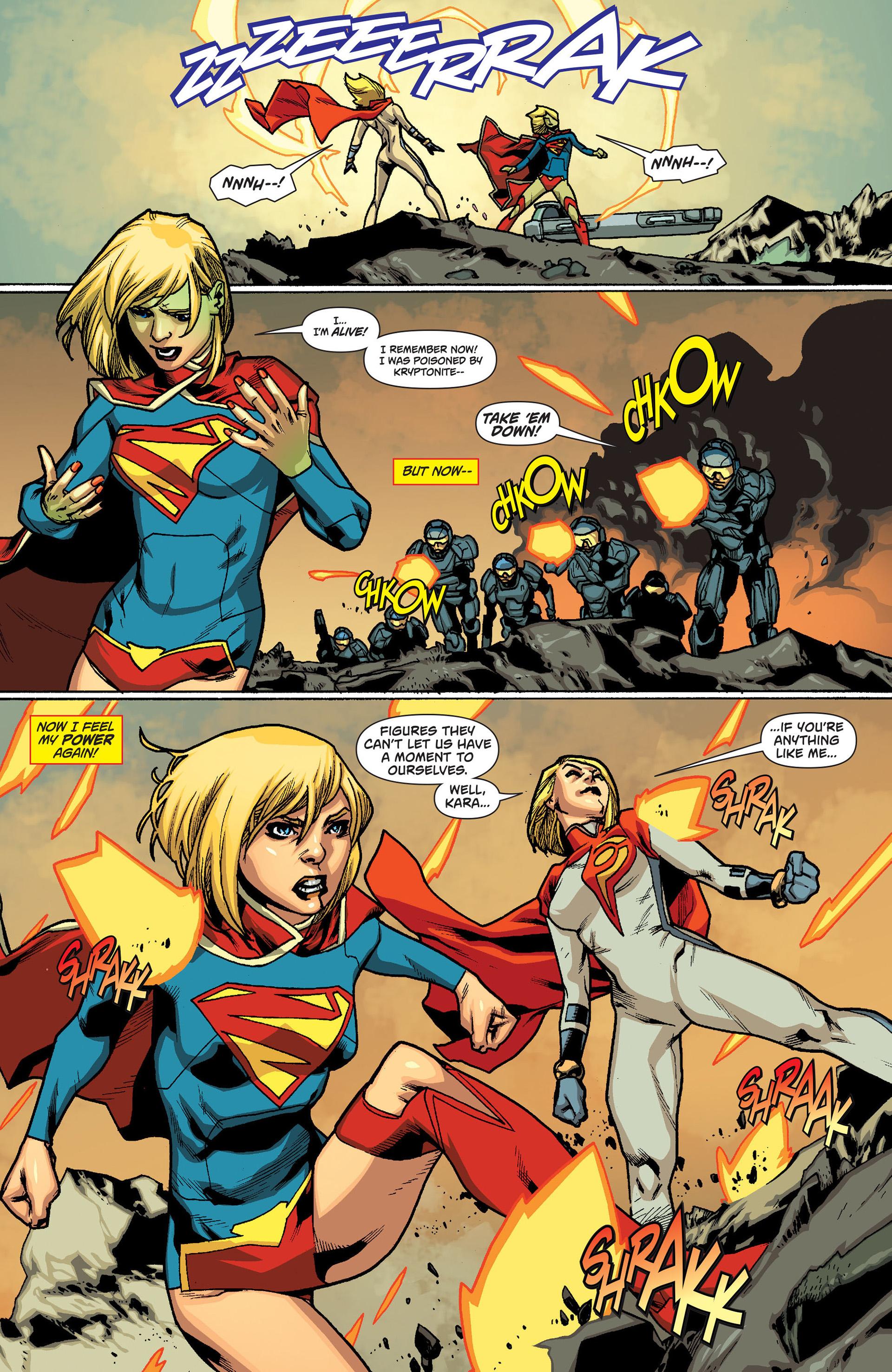 Supergirl (2011) Issue #19 #21 - English 9