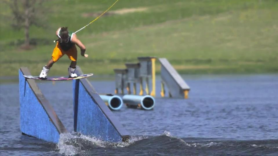 how to make a wakeboard jump