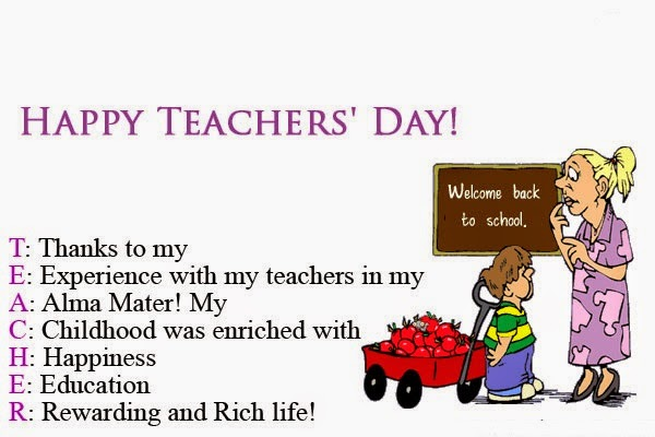 Teachers Day Quotes In English Quotesgram