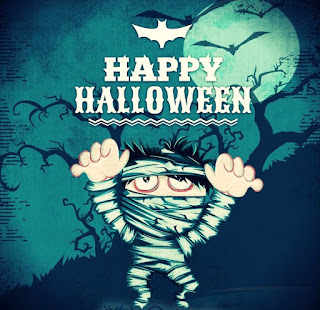 Halloween Scary Greeting cards