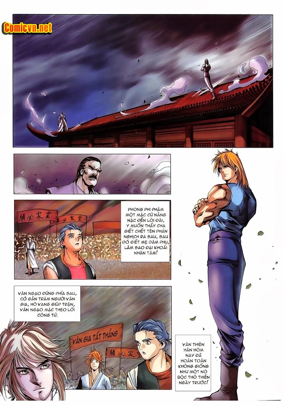 Lục Đạo Thiên Thư chap 14 - Trang 9