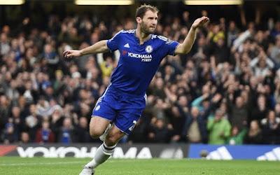Branislav Ivanovic, Chelsea full back