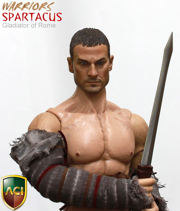 """Gladiator 2 Piece Breast Plate for 12/"""" Action Figure 1:6 scale"""