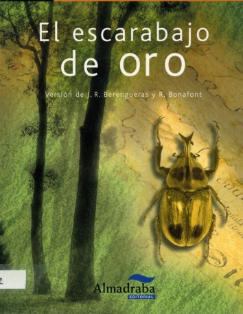 El Escarabajo de oro de Edgard Allan Pou