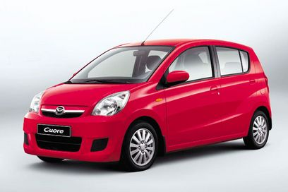 All Car Collections: Daihatsu Cars
