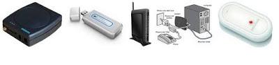 Perbedaan Modem GSM,CDMA,DIAL-UP,dan DSL