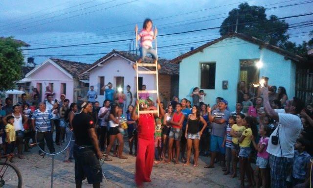 VEJA COMO FOI O SORTEIO DE UM GARROTE DA RUA ENÉAS