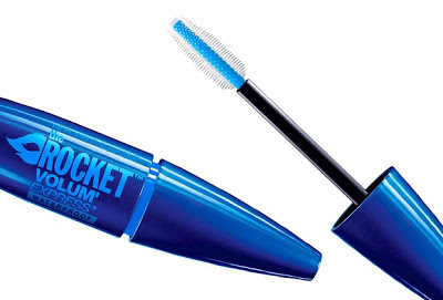 Mascara Rocket Volum Express Waterproof de Maybelline