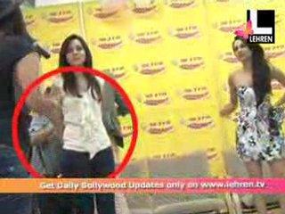 Did Parineeti Chopra go bra-less? Social media users troll