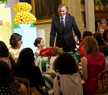 FLOTUS Hosts Kids' State Dinner