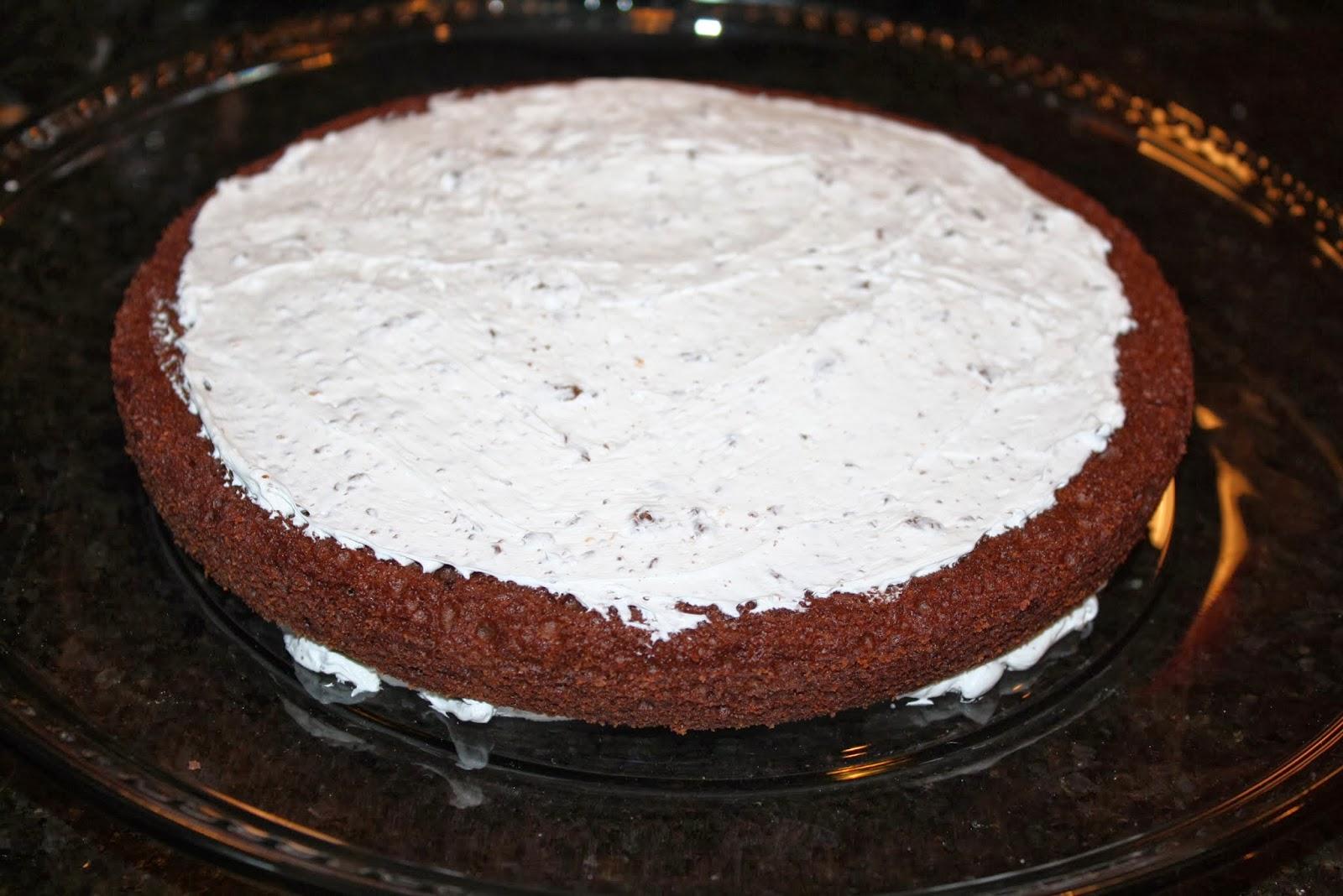 Neighbor Chick S Grandma S 3 Layer Swiss Chocolate Cake