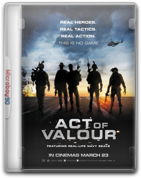 Act of Valor (2012) DVDRip Español Latino