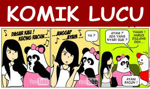 komik lucu