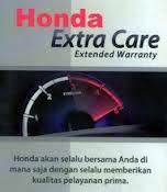 Honda Extra Care :