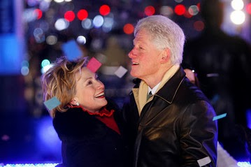 Hillary Clinton with Bill Clinton Rare Images