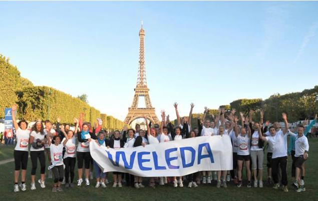 weleda la parisienne course 2013