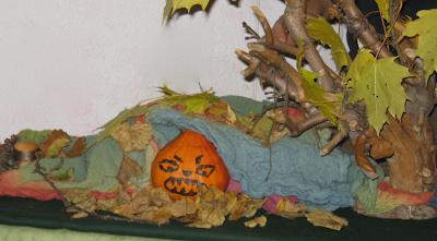 Monatsfeier im Kindergarten - November