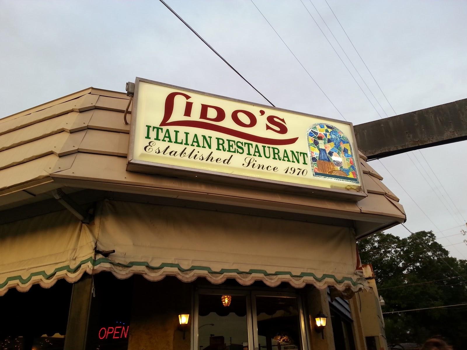 Local Girl Eats: Lido\'s Italian Restaurant - 4 Stars