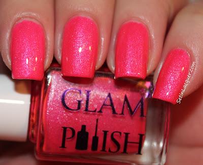 Glam Polish - Sweet Pea