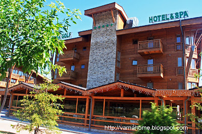 Pirin Golf Hotel Spa