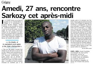 Coulibaly, le 3e homme, devait rencontrer Sarkozy