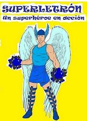 Proyecto colaborativo: Superletrón, un superhéroe en acción
