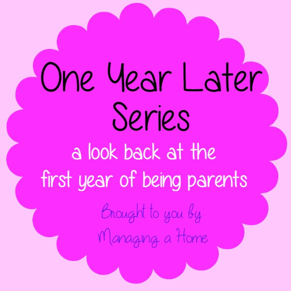 One Year Later: a series about the first year of being parents