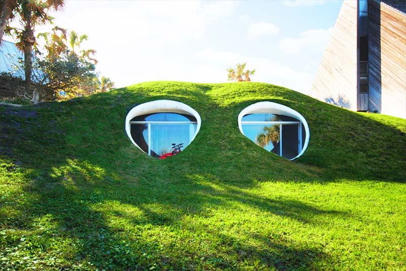 Here are 25 examples of architecture being used to create different  versions of off the grid homes.