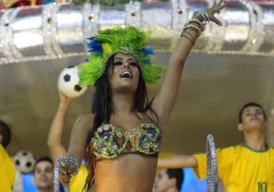 larissa riquelme novia del mundial samba brasil