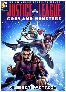 Liga da Justiça - Deuses e Monstros Torrent Dublado