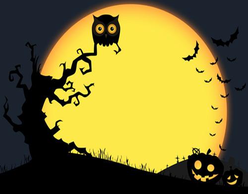 My Owl Barn: Halloween Desktop Wallpaper