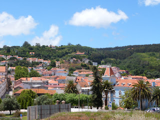 Views in Alcobaca Portugal