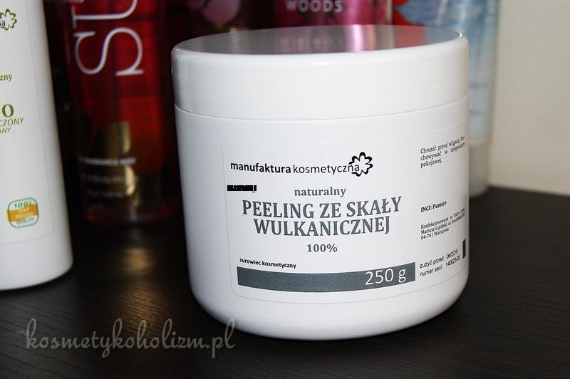 Manufaktura Kosmetyczna - Peeling ze Skały Wulkanicznej
