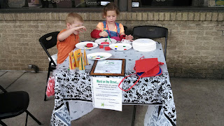 Sleevie Savers art projects first friday, sleeve covers, sleeve protectors, arm covers, arm protectors, kids, children