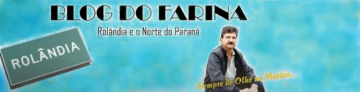 BLOG DO FARINA