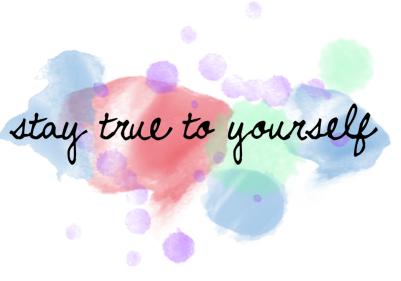 being true to you www.interwebschic.com