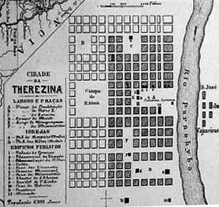 Planta de Teresina