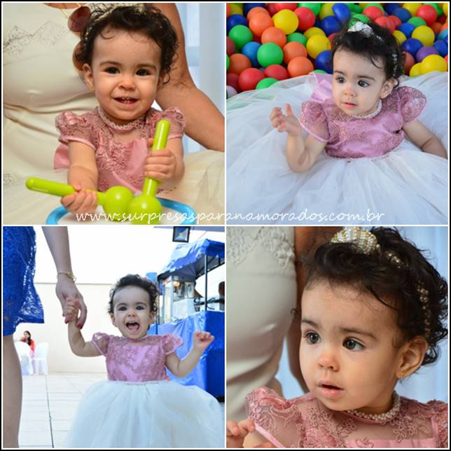 aniversário de princesa