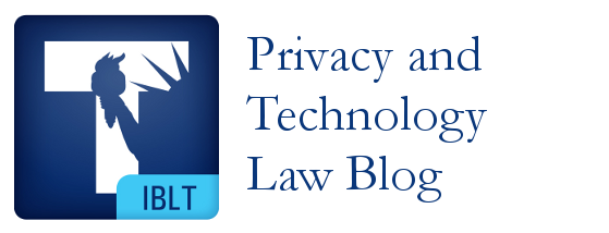 IBLT Privacy and Tech Law Blog