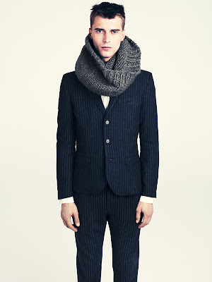 Winter Men Modern Clothing Collection